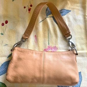 "Cute HOBO bag. 10x5"". EUC. DETACHABLE strap."